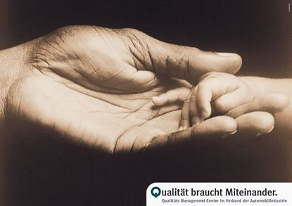 Bild von Poster: Miteinander