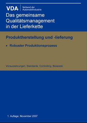 Bild von Robuster Produktionsprozess - Produktherstellung