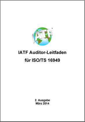 Bild von e-IATF-  Auditor-Leitfaden 2014
