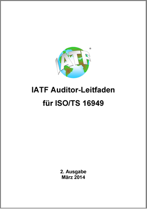 Bild von IATF- Auditor-Leitfaden 2014