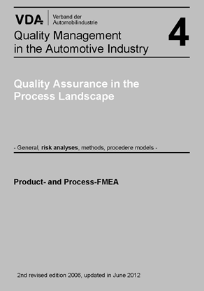 Bild von Volume  4 Chapter: Product-and Process-FMEA