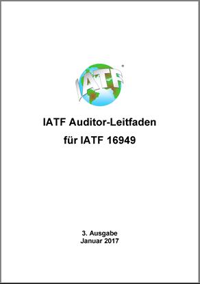 Bild von IATF Auditor-Leitfaden 2017