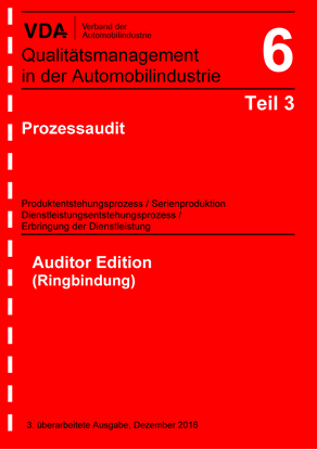 Picture of Band 06 Teil 03 - Auditor Edition, Ausgabe 2016
