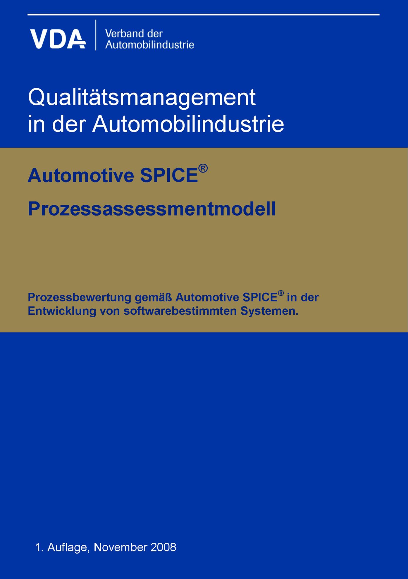 Bild von e-Automotive Spice
