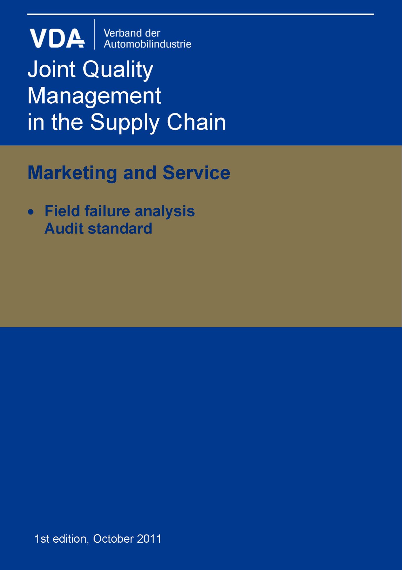 Bild von e-FFA Audit standard