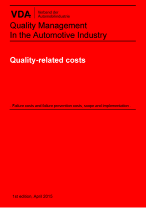 Bild von e-Quality-related costs