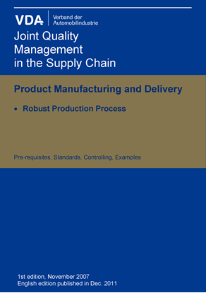 Picture of e-Book Robust Production Process