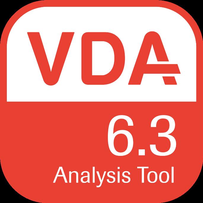 Bild von VDA 6.3 - Analysis Tool