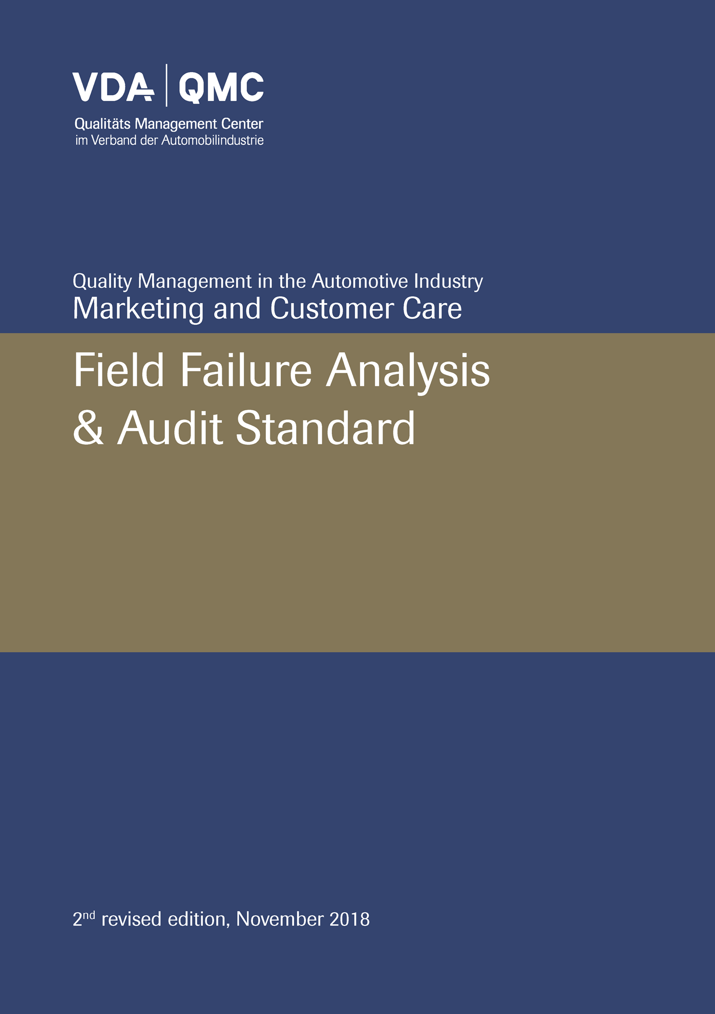 Picture of Field Failure Analysis & Audit Standard