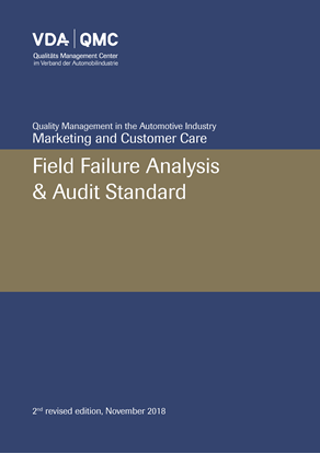 Bild von Field Failure Analysis & Audit Standard