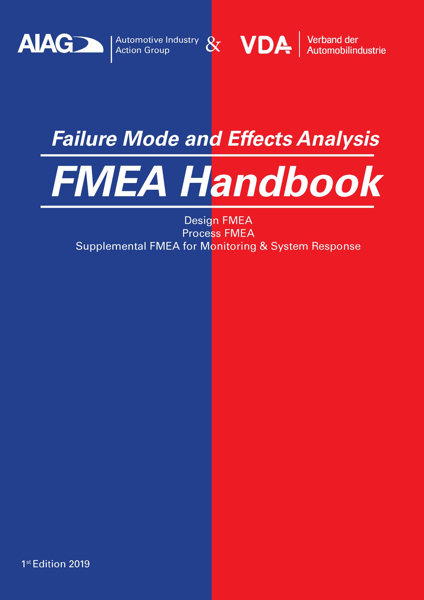 Bild von AIAG & VDA FMEA-Handbook_ENGLISH