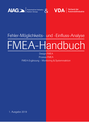 Picture of e-Book AIAG & VDA FMEA-Handbuch