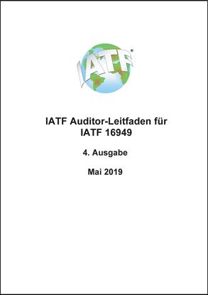 Bild von IATF Auditor-Leitfaden 2019
