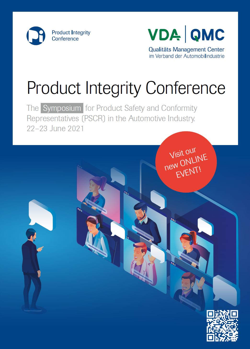Bild von Product Integrity Conference 2021 - Ticket