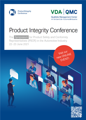 Bild von Product Integrity Conference 2021 - Ticket