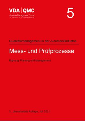 Bild von Band 05 Mess-u. Prüfprozesse_07/2021