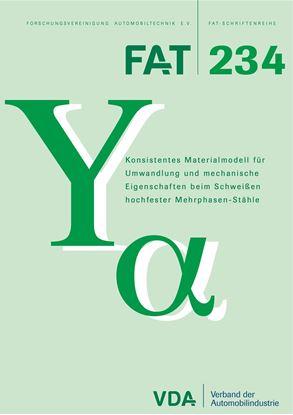 Bild von FAT-Schrift 234