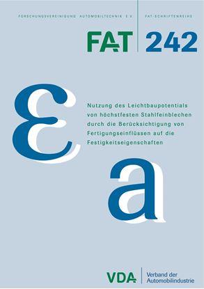 Bild von FAT-Schrift 242