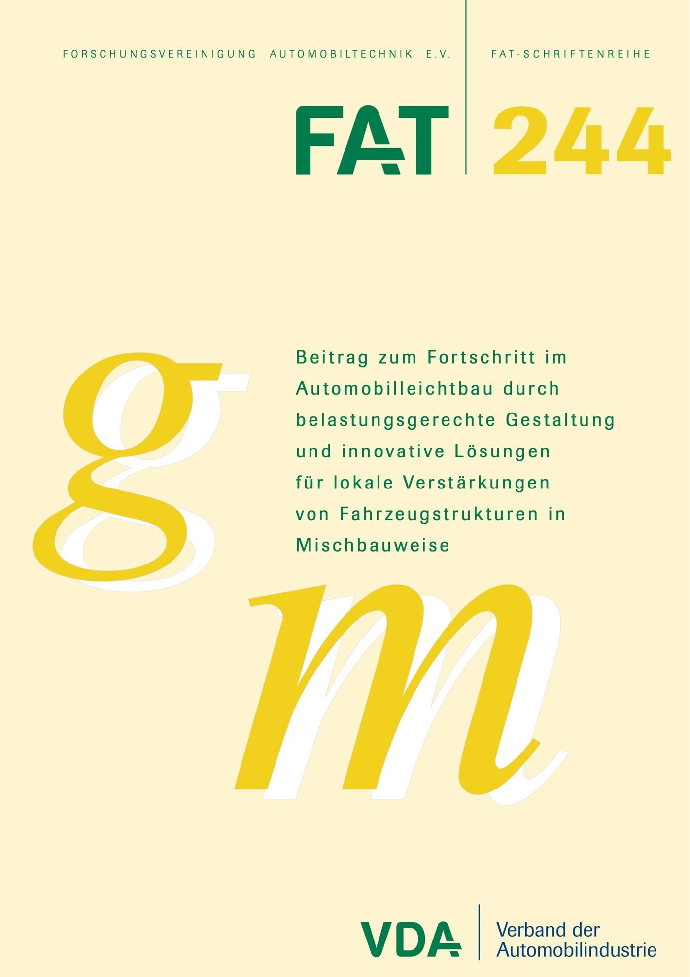 Bild von FAT-Schrift 244