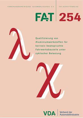Bild von FAT-Schrift 254