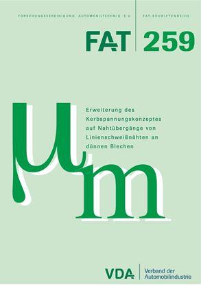 Bild von FAT-Schrift 259