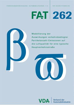 Bild von FAT-Schrift 262