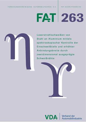 Bild von FAT-Schrift 263