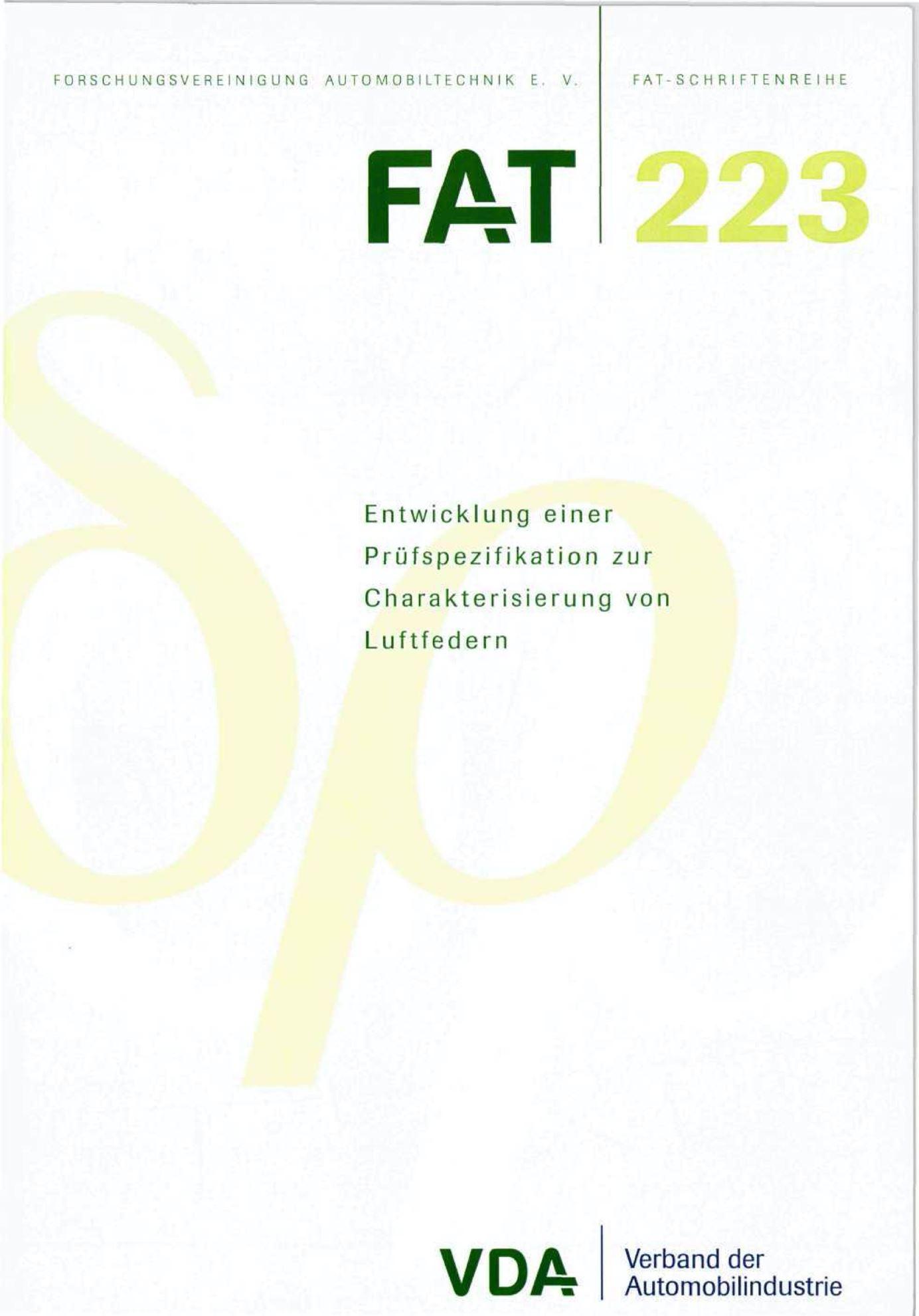 Bild von FAT-Schrift 223