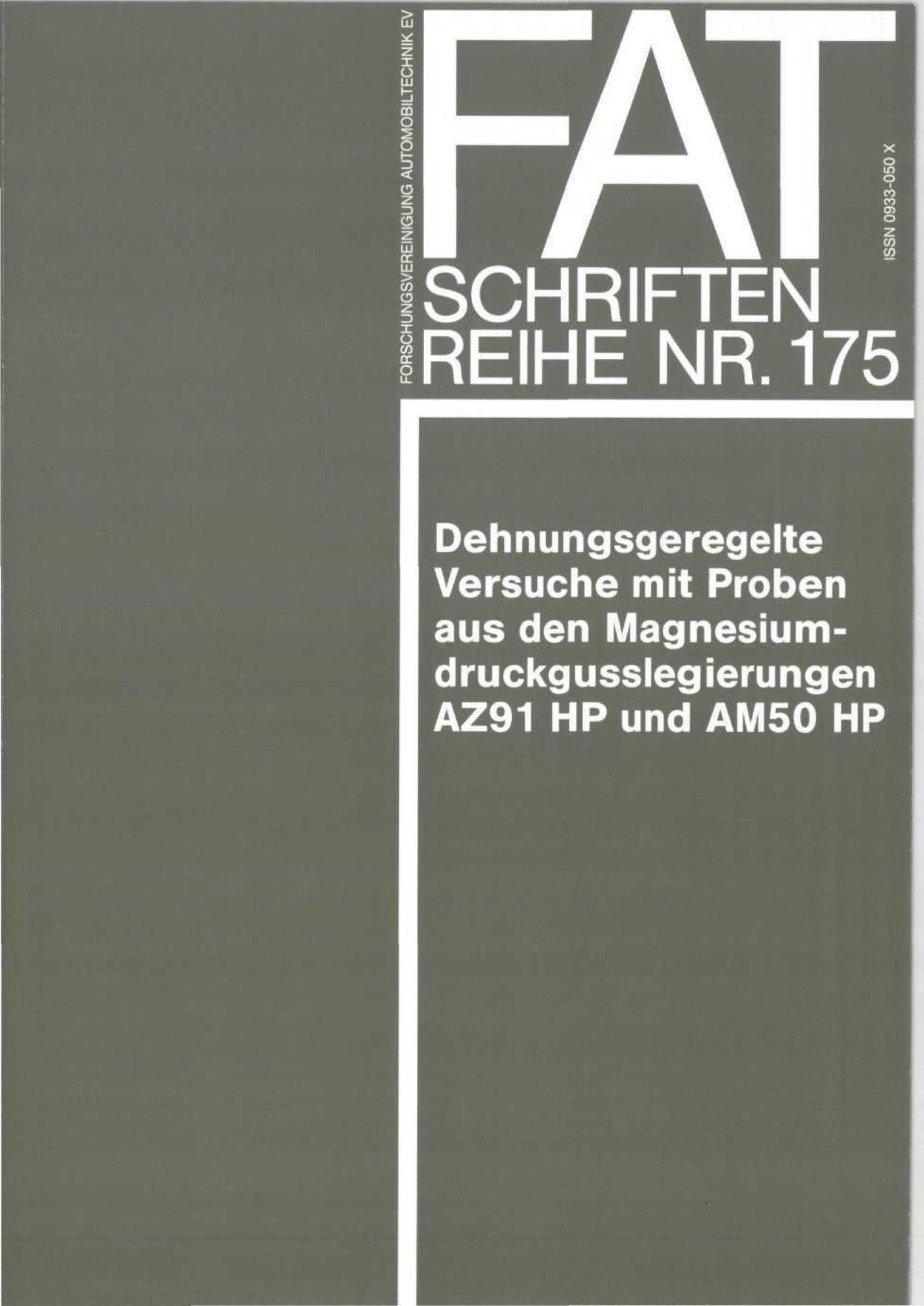 Bild von FAT-Schrift 175