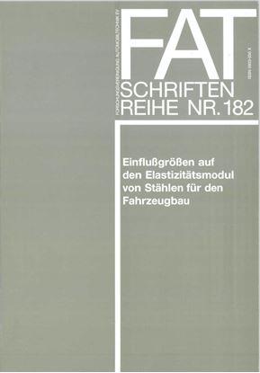 Bild von FAT-Schrift 182