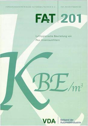Bild von FAT-Schrift 201