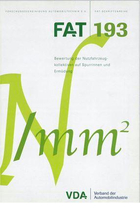 Bild von FAT-Schrift 193