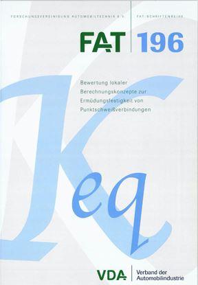 Bild von FAT-Schrift 196